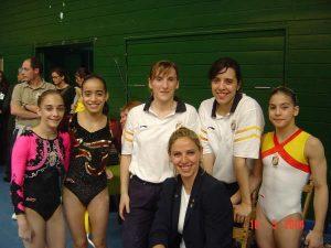 María José San Martín 2004