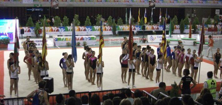 Campeonato de España de GAF 2011. Niveles 9 y 10. Foto: Víctor Díaz Sánchez.