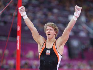 Zonderland, brillante campeón en barra fija. Foto: web oficial de los Mundiales 2013