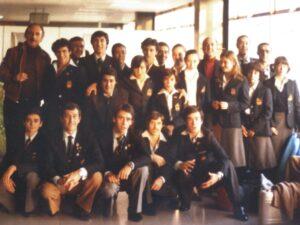 Gimnastas Estrasburgo 1978