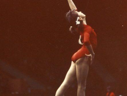 Gloria Viseras. Moscow News 1979.