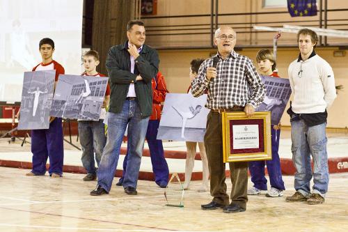 Homenaje a Jaime Belenguer. 27 de marzo de 2010. Club Antares.