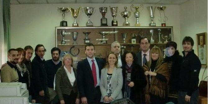 Junta Directiva 2011. Foto: RFEG