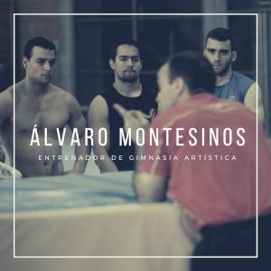 Álvaro Montesinos - Entrenador de gimnasia artística