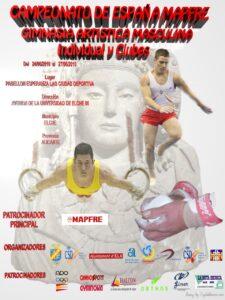 Campeonato de España individual y de clubes 2010 GAM