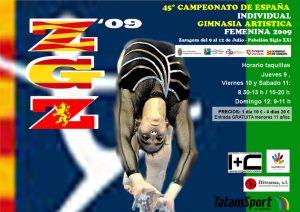 Campeonato de España Individual de GAF 2009