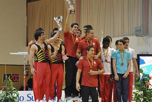 Campeonato de España de Selecciones. Foto: Lina Sáez.