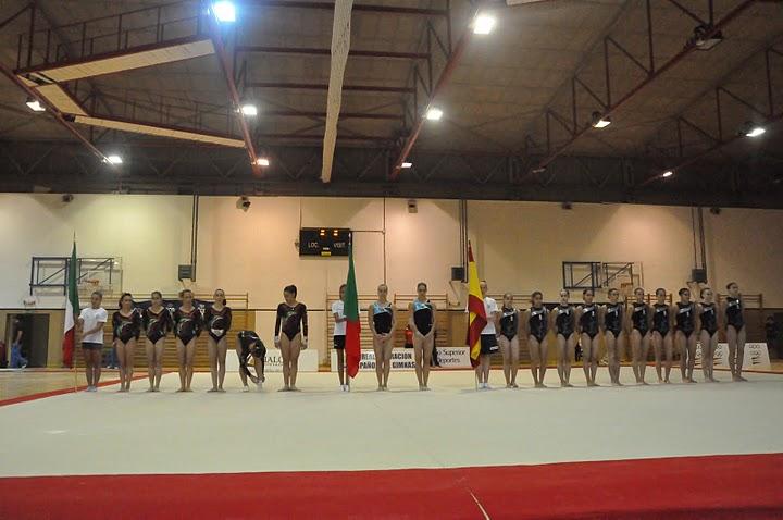ESP-ITA-POR 2011. Foto: Lina Sáez.
