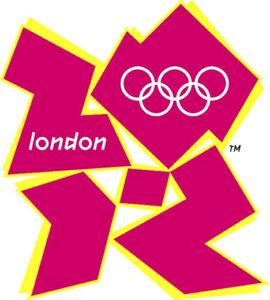 Logotipo de los JJ.OO. de Londres 2012