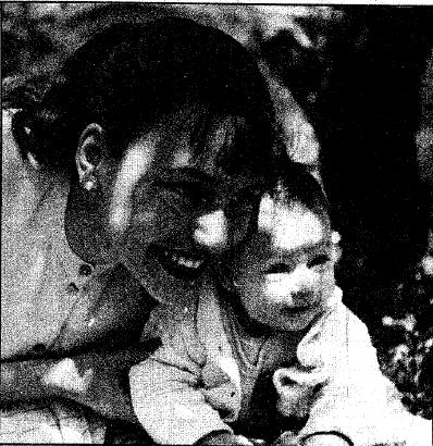 Pepis y su hija