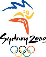 Sídney 2000. Logotipo.