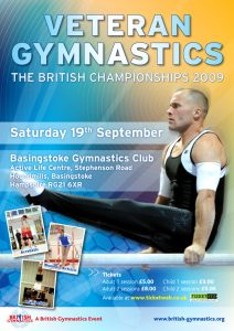 Veteran Gymnastics British Championships 2009